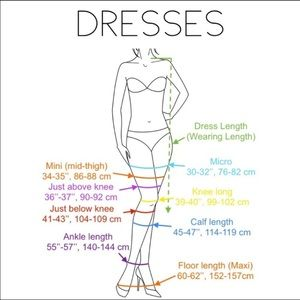 Dress Types Explained